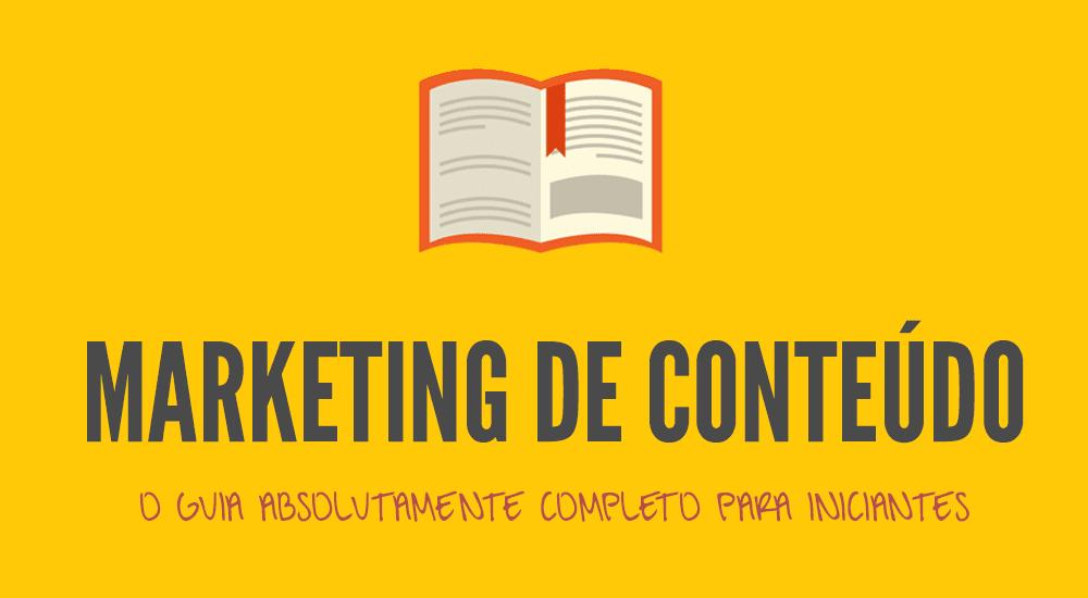 Marketing de Conteúdo: Guia para iniciantes