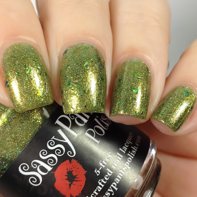 Sassy Pants Polish-Day at the Orchard