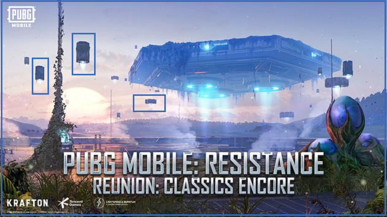 PUBG Mobile Resistance APK and OBB Download