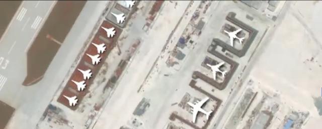 China setsup air base in Ladakah,India