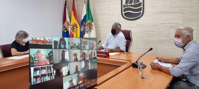 Fuerteventura.- El pleno de Puerto del Rosario declara el apoyo institucional del Ayuntamiento a la isla de La Palma