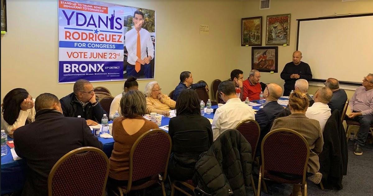Concejal dominicano fortalece candidatura al congreso de EEUU con apoyo de empresarios y profesionales