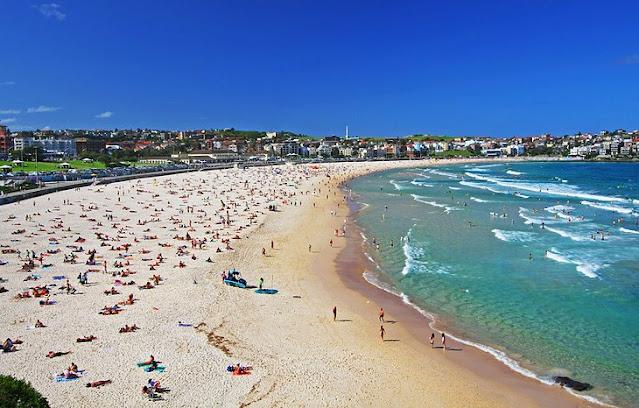 sydeny bondi beach source google - newstrends