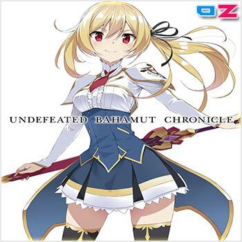 Saijaku Muhai no Bahamut (Character Song CD I)