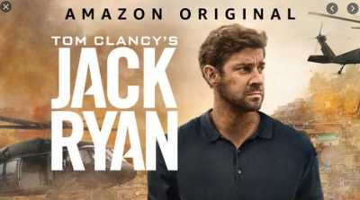 Tom Clancys Jack Ryan Complete S2 Hindi + Telugu + Tamil + Eng 2019 480p