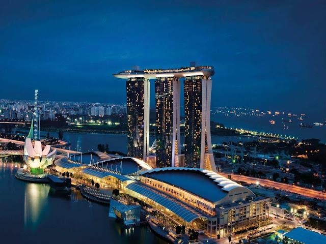 Marina Bay Sands Membuka Lowongan Untuk Direktur Interior Desain