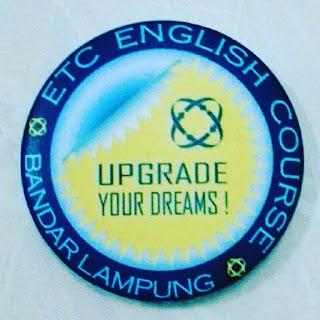ETC ENGLISH COURSE