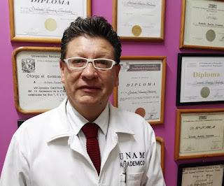 Dr Salvador Ramírez, Cirujano Dentista