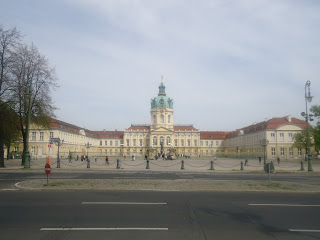 Charlottenburg Castle Berlin Germany Travel