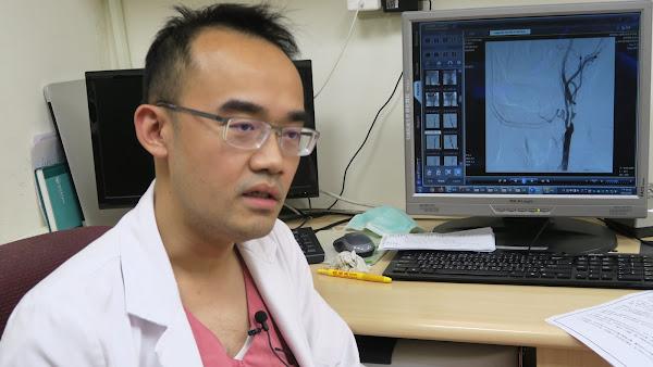 頭暈無力是中風前兆?部彰醫師籲小心頸動脈阻塞