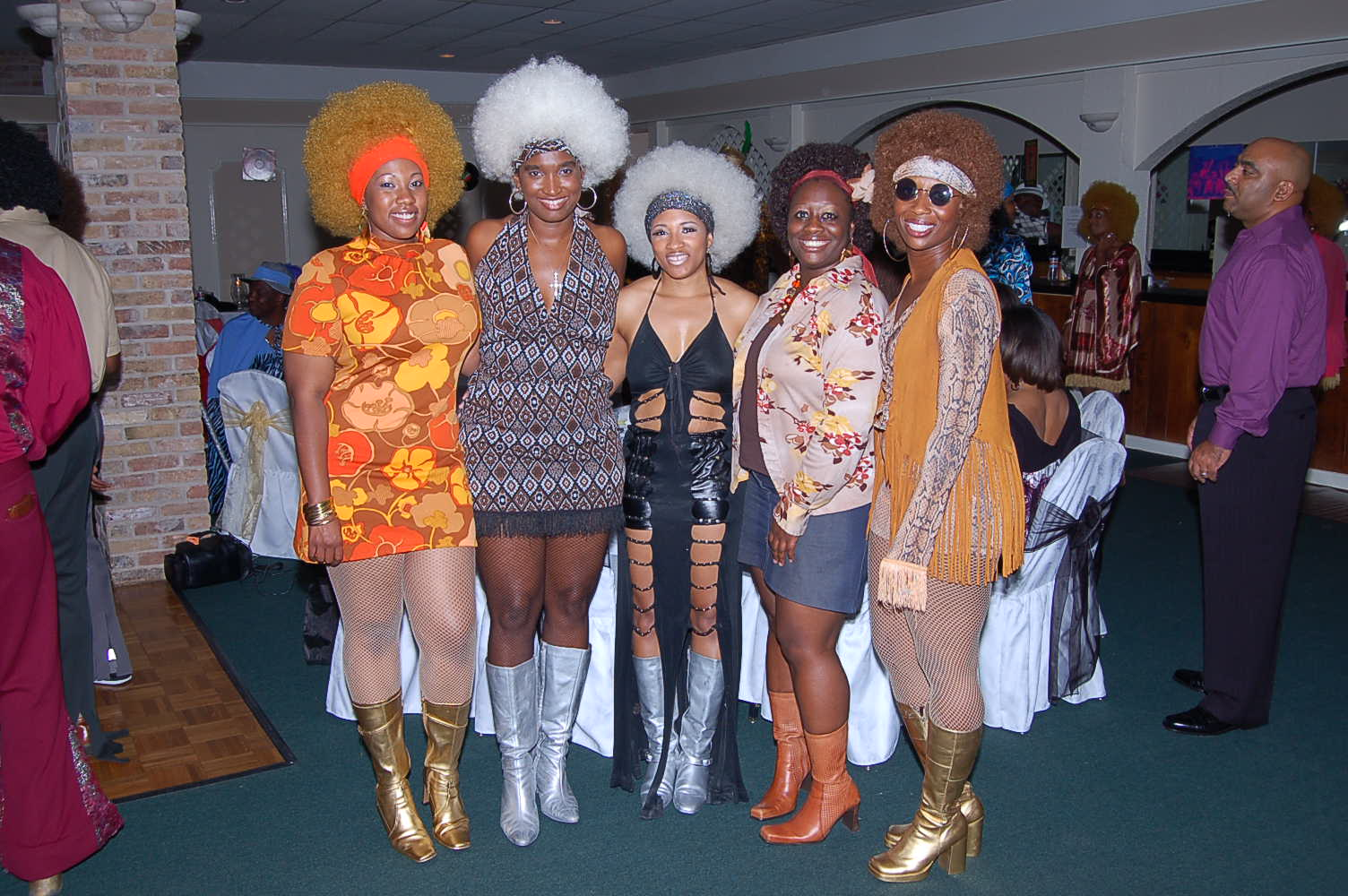70s Theme Party Costumes