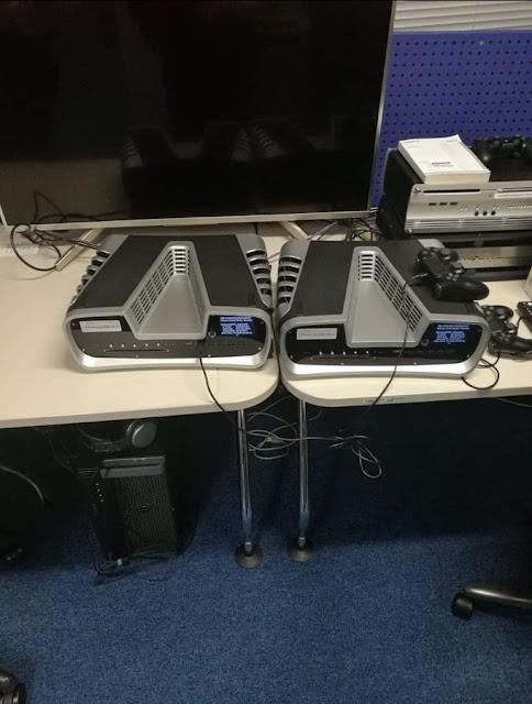 Voici le design définitif de la PS5 !