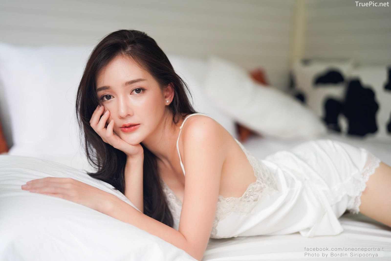 Thailand sexy model Rossarin Klinhom - Photo album Oversleeping - Picture 9