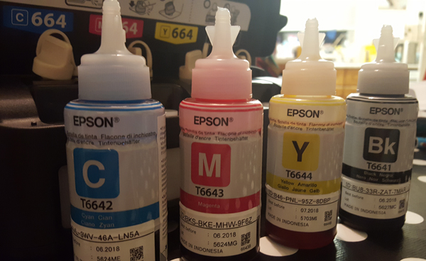 Epson ink that will last 2 years