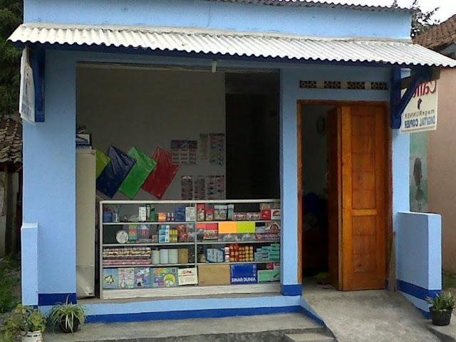Kios Pulsa Kota Kupang, Nusa Tenggara Timur