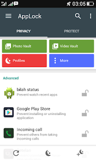 #4 Menyembunyikan File Rahasia Android