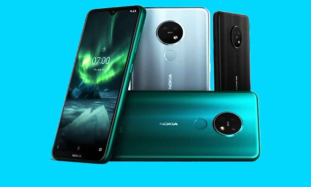 تسريبات جديدة لمواصفات وموعد إطلاق نوكيا 6.3 Nokia