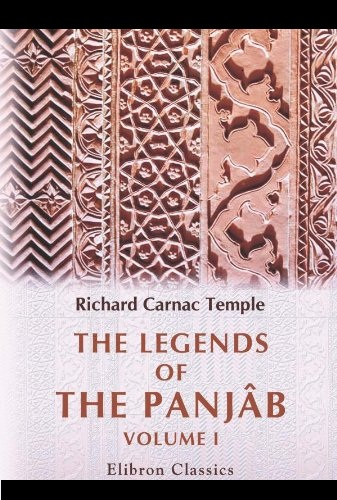 The legends of the Panjab by Temple Richard Carnac Sir in PDF
