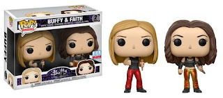 Pop! Television: Buffy the Vampire Slayer – Buffy & Faith 2-pack