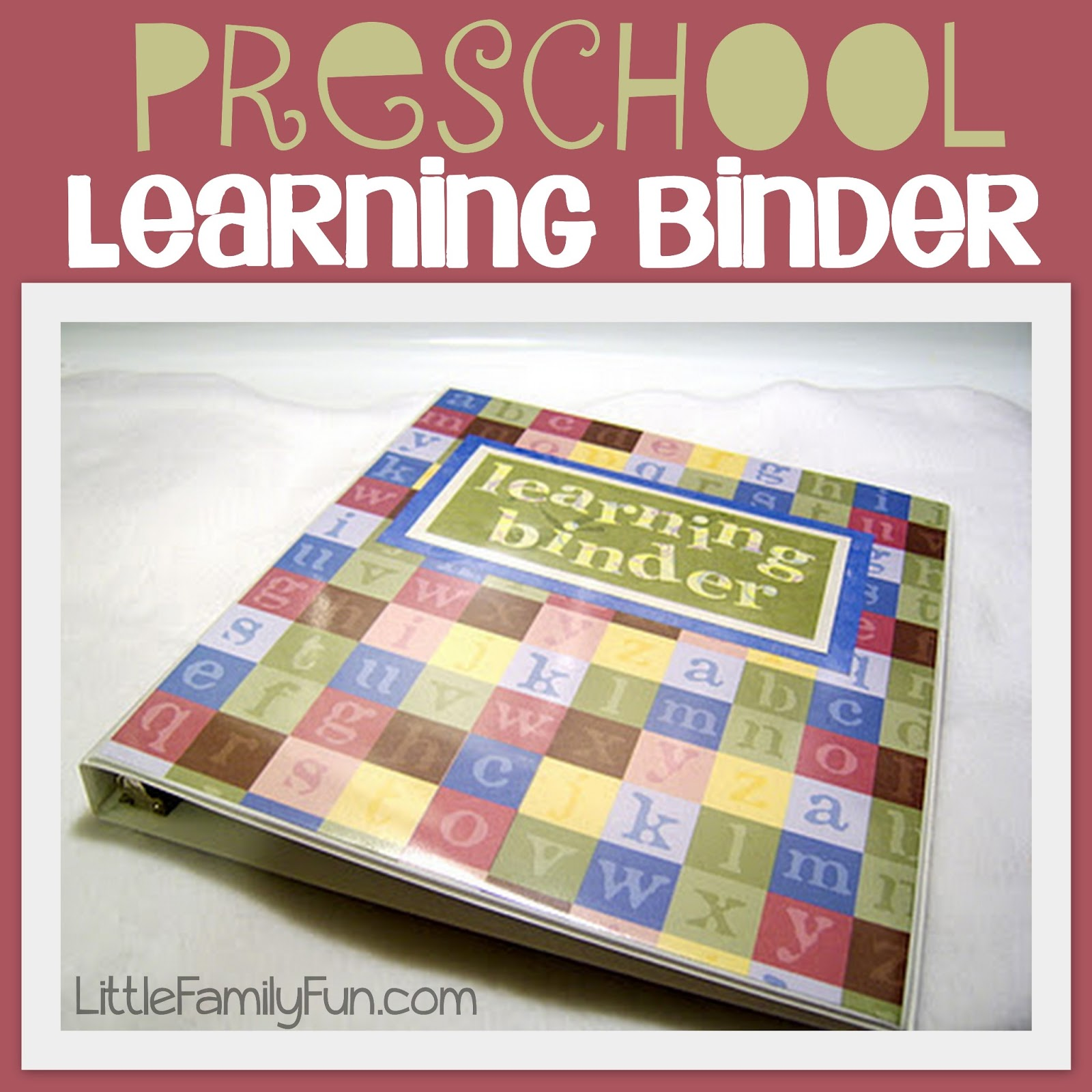 Learning Binder