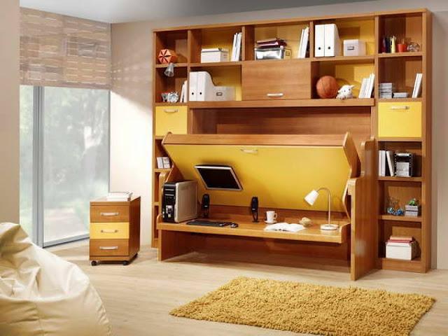 Furniture Multifungsi Ruang Tamu Sederhana