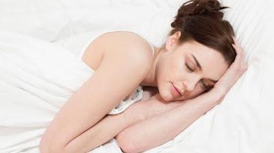 Ini Dia Posisi Tidur Yang Bikin Pintar