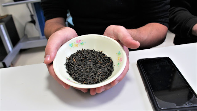 Dégustation de thé noir - Sasama