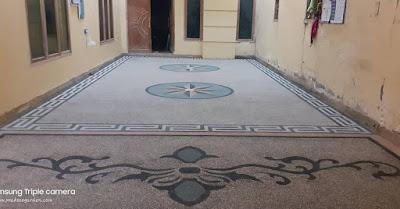 lantai carport