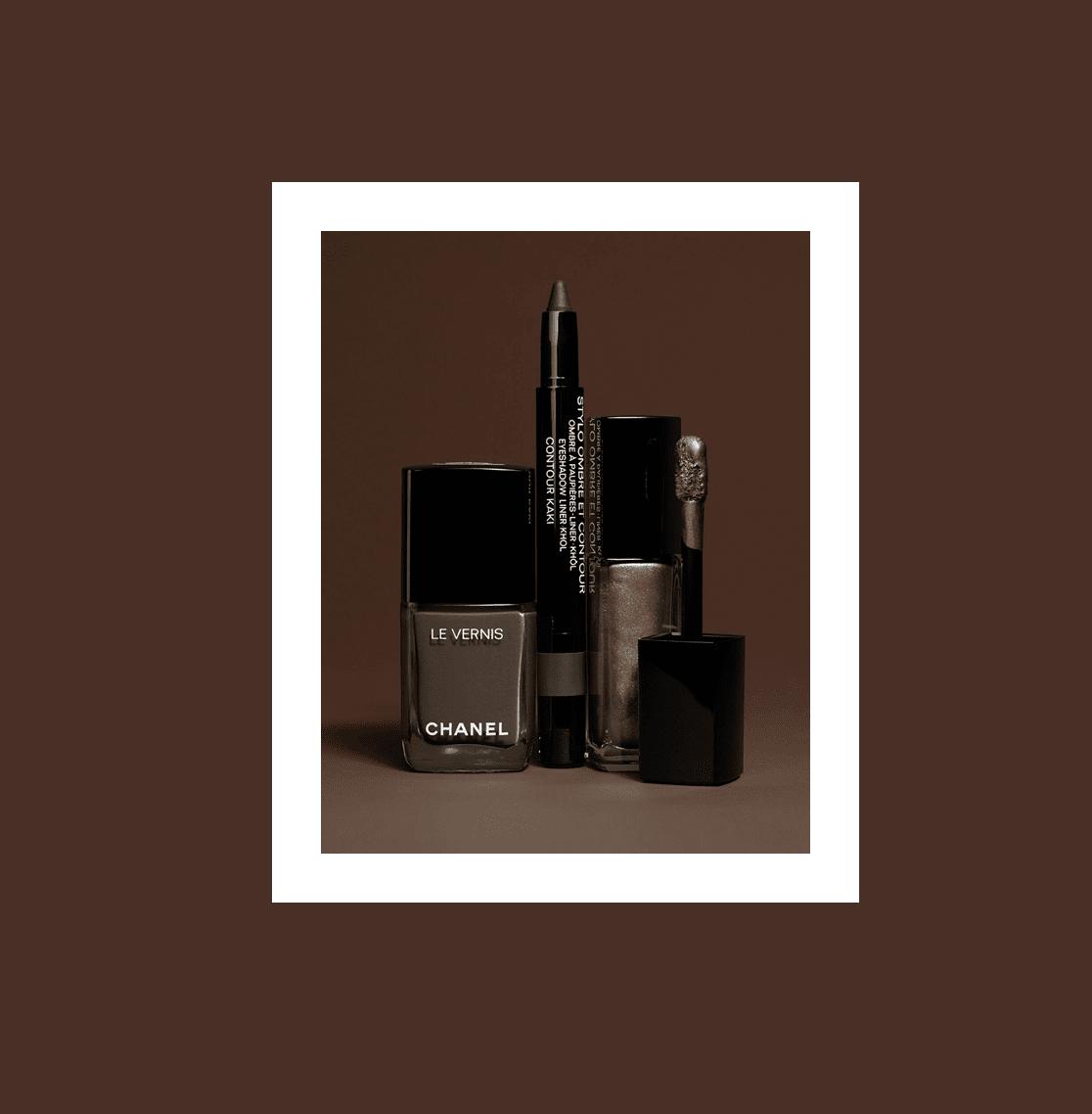 Chanel Maquillage Automne 2021