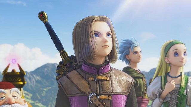 Dragon Quest XI: Echoes of an Elusive Age Story