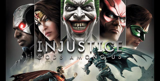 Injustice: Gods Among Us Apk+Data Free Android Download