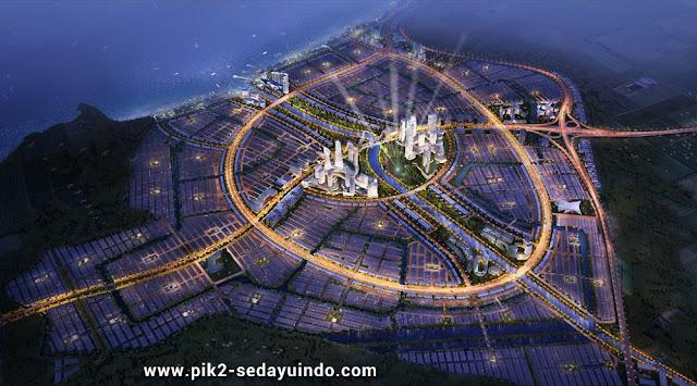 PIK 2 New International City @ North Jakarta