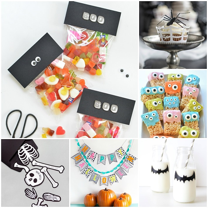 Ideas handmade para una fiesta de Halloween