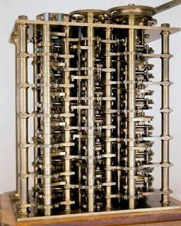 Penemu komputer pertama Charles Babbage