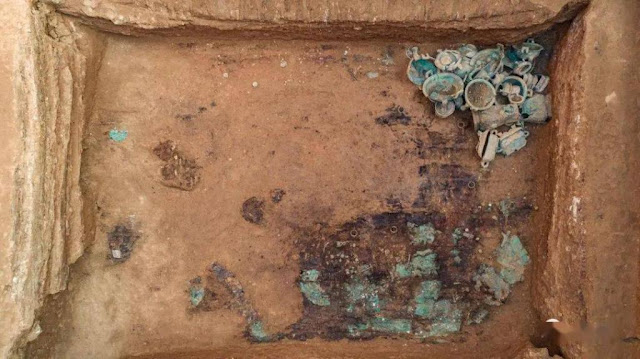 2,700-year-old tombs of high-ranking nobles unearthed in north China's Shanxi Province