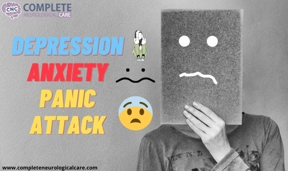Seven Tips About Depression, Anxiety Relief, Panic Attack, and its Treatment!