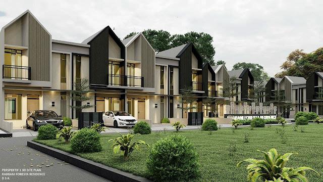 Rabbani Foresta Residence