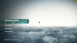 AC Unity Graphic Settings