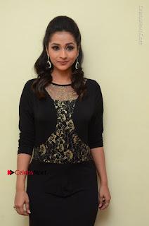 Telugu Actress Manasa Manohar Stills in Black Long Dress at Naku Nene Thopu Turumu Trailer Launch  0027.JPG