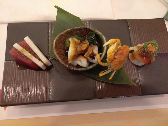 Las Vegas Best Sushi, Omakase, Yui, Chinatown Vegas