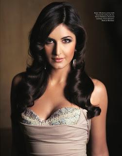 Katrina Kaif in Verve Magazine