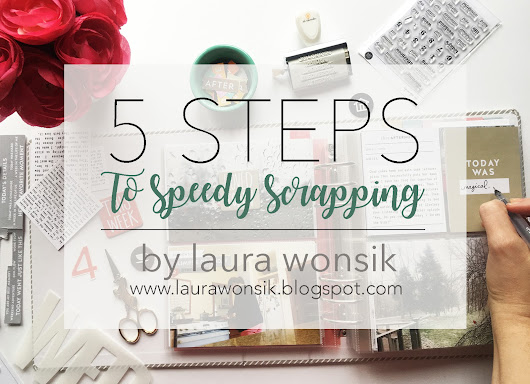 5 Steps to Speedy Scrapping!