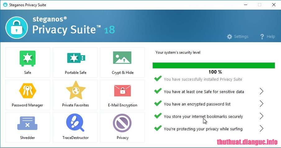 Download Steganos Privacy Suite 20.0.9 Full Cr@ck