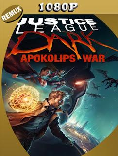 Justice League Dark: Apokolips War (2020) BDRemux [1080p] Latino [Google Drive] Panchirulo