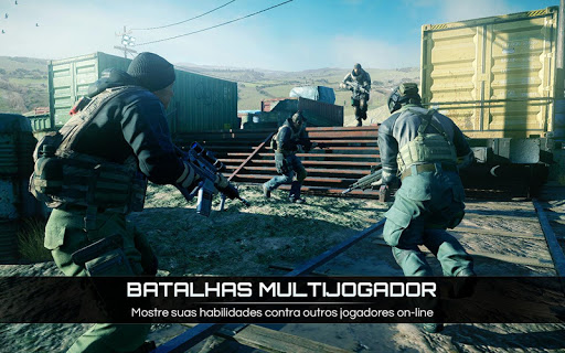 Afterpulse - Exército de Elite APK OBB