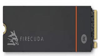 Heatsink Seagate FireCuda 530 1TB