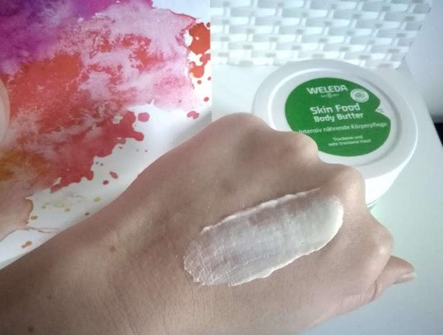 skin food masło do ciała