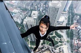 Wang Yongning Instagram: Si Penantang Maut Akhirnya Mati dari Gedung Pencakar Langit
