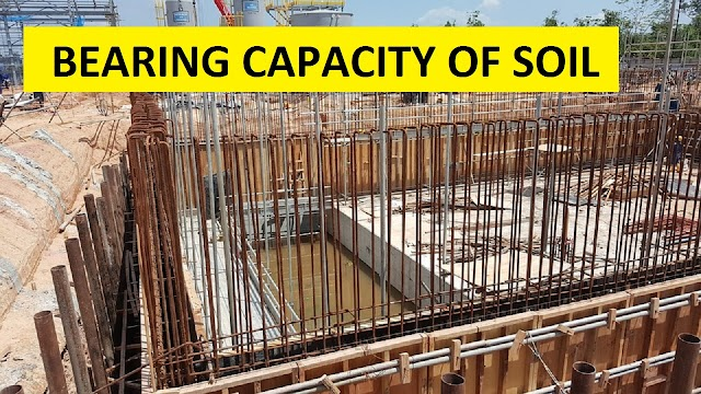 Bearing Capacity of Soil in Foundation