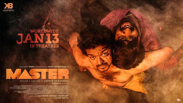 Download Master Full Movie Leaked Online By Piracy websites Movierulz